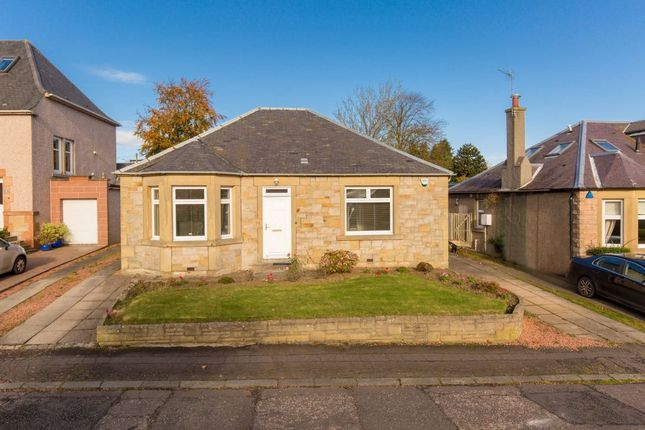 Thumbnail Detached bungalow for sale in 30 Gardiner Road, Edinburgh
