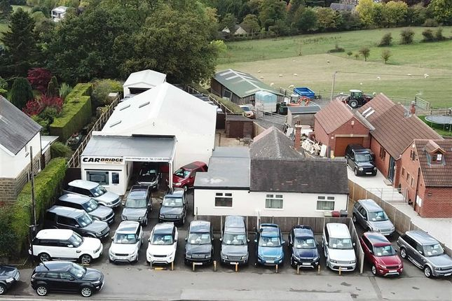 Thumbnail Commercial property for sale in Main Road, Stretton, Derbyshire
