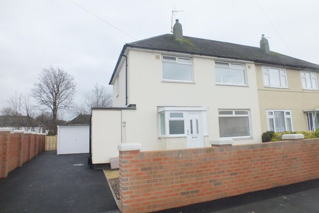 Thumbnail Semi-detached house to rent in Alderton Rise, Leeds, West Yorkshire