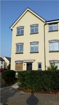 Thumbnail Semi-detached house to rent in James Counsell Way, Stoke Gifford, Bristol