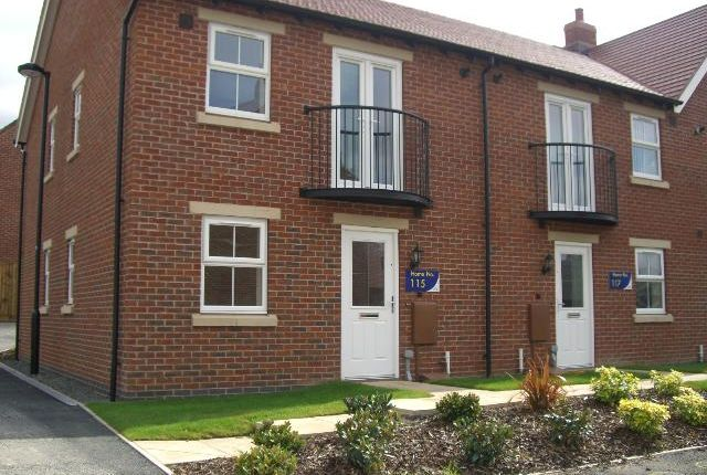 1 bed mews house to rent in Solent Road, Church Gresley, Swadlincote DE11