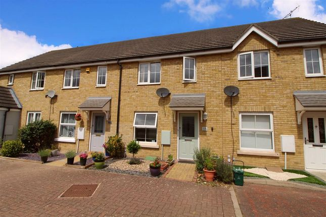 Thumbnail Terraced house for sale in Valens Close, Mile End, Colchester