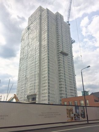 Thumbnail Flat for sale in South Lambeth Road, London
