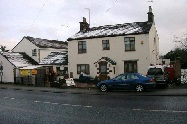 Thumbnail Commercial property for sale in Rotherham Road, Halfway, Sheffield