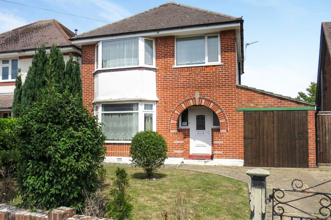 Thumbnail Detached house for sale in Durrington Road, Boscombe, Bournemouth