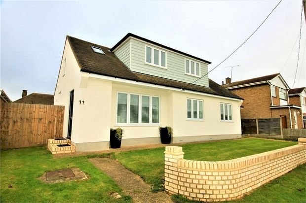 Thumbnail Property for sale in Denham Road, Canvey Island, Essex