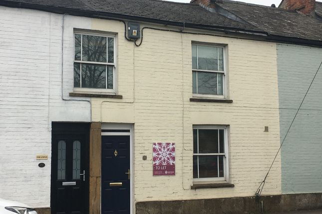Thumbnail Cottage to rent in Ditton Street, Ilminster