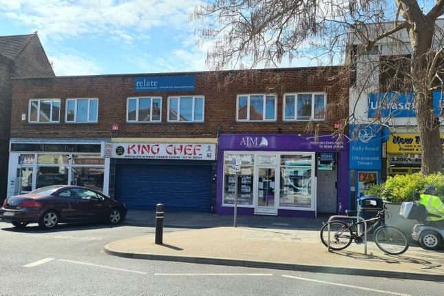 Thumbnail Office to let in First Floor 58D, High Street, Cosham, Portsmouth