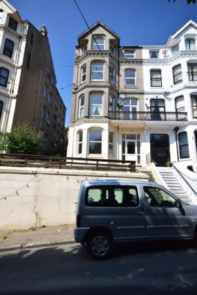 Thumbnail Flat to rent in 1 Palace Road, Douglas