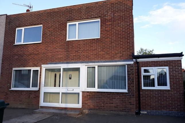 Thumbnail End terrace house to rent in Sheriff Avenue, Canley, Coventry