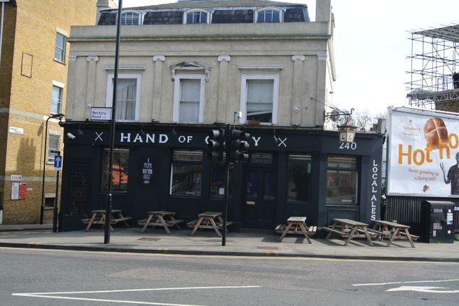 Thumbnail Pub/bar to let in Amhurst Road, Hackney