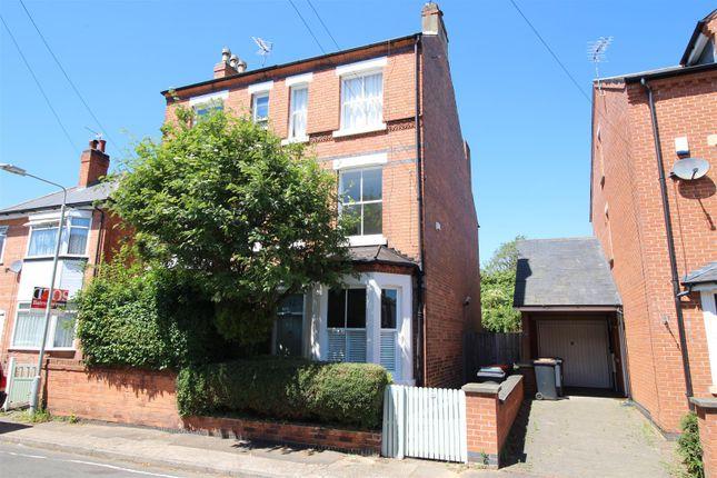 Thumbnail Semi-detached house for sale in Middleton Street, Beeston, Nottingham