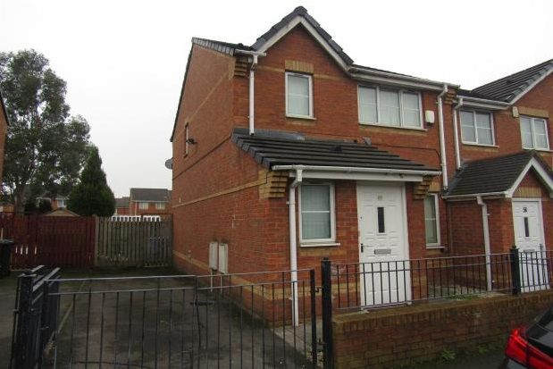 Thumbnail Property to rent in Hacking Street, Salford