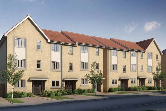 Thumbnail Town house for sale in Plot 38, Chadwell Heath