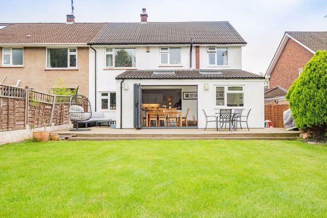 Thumbnail Semi-detached house for sale in Parsonage Road, Long Ashton, Bristol