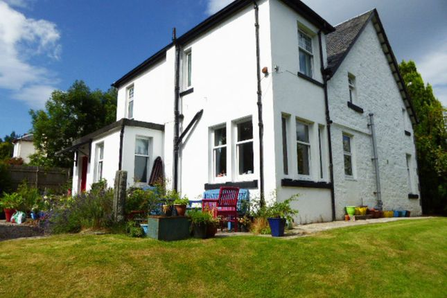 Thumbnail Detached house for sale in Finnisgaig, Alma Road, Fort William