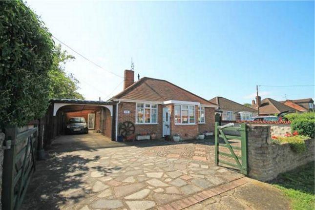 Thumbnail Detached bungalow for sale in Weston Road, Aston Clinton, Buckinghamshire