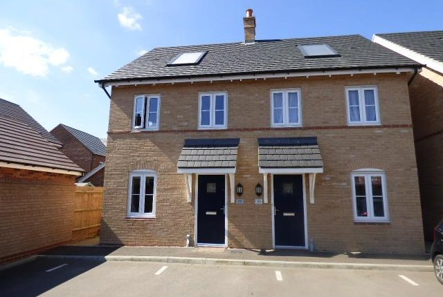 2 bed semi-detached house to rent in Hilton Close, Kempston, Bedford