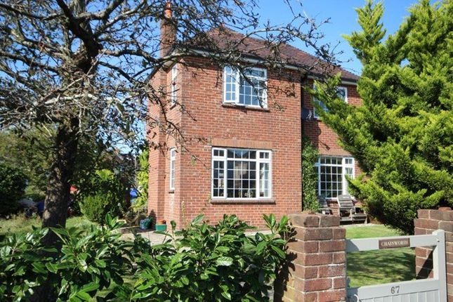 Thumbnail Detached house for sale in Hunt Road, Oakdale, Poole
