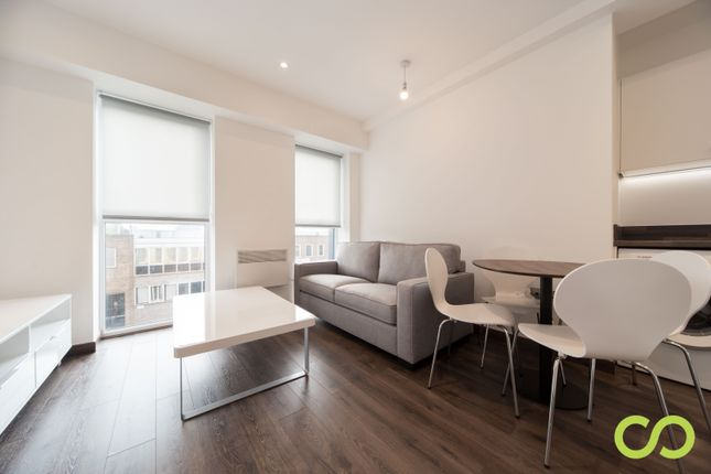 Thumbnail Flat to rent in Park Crescent, Luton