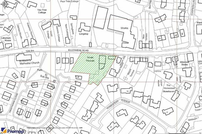 Thumbnail Property for sale in Mount Pleasant, Ellesmere Road, St Martins, Oswestry, Shropshire