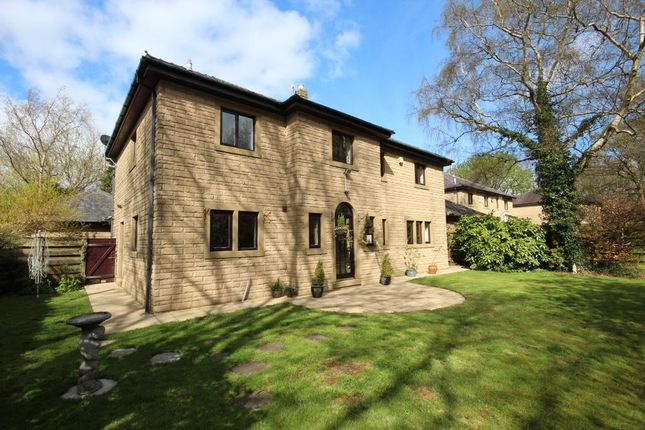 Thumbnail Detached house to rent in Palace Gardens, Padiham Road, Burnley, Lancashire