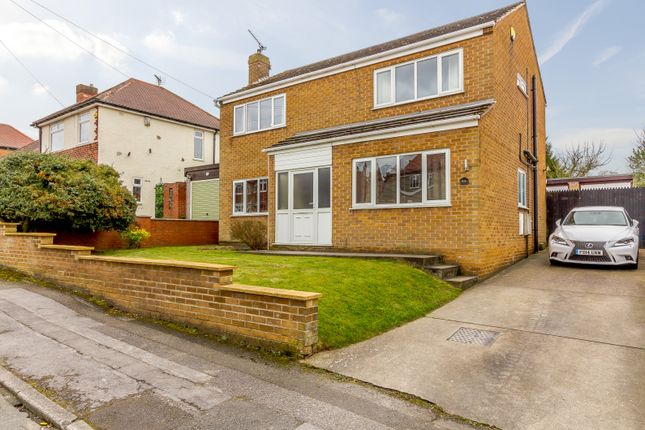Thumbnail Detached house for sale in Beulah Road, Kirkby In Ashfield, Nottinghamshire