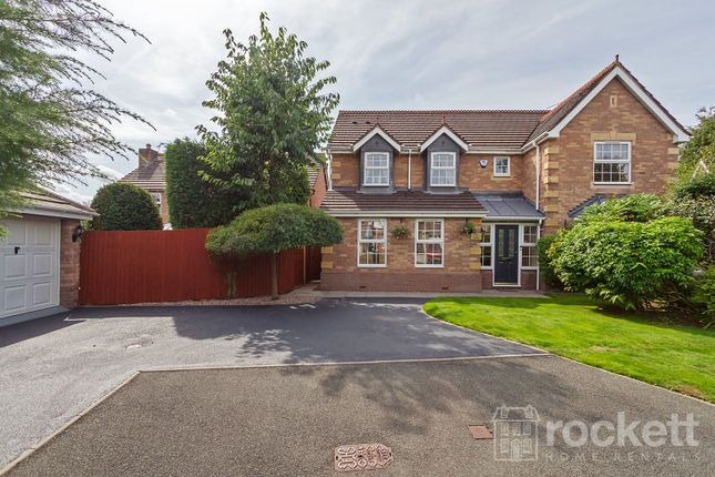 Thumbnail Detached house to rent in Ash Way, Seabridge, Newcastle Under Lyme, Staffordshire
