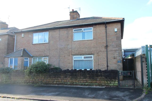 Semi-detached house for sale in Powis Street, Nottingham
