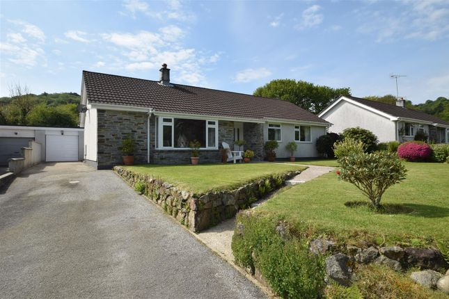 Thumbnail Detached bungalow for sale in Ponsvale, Ponsanooth, Truro