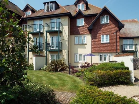 Thumbnail Flat for sale in West Hill Road, Lyme Regis