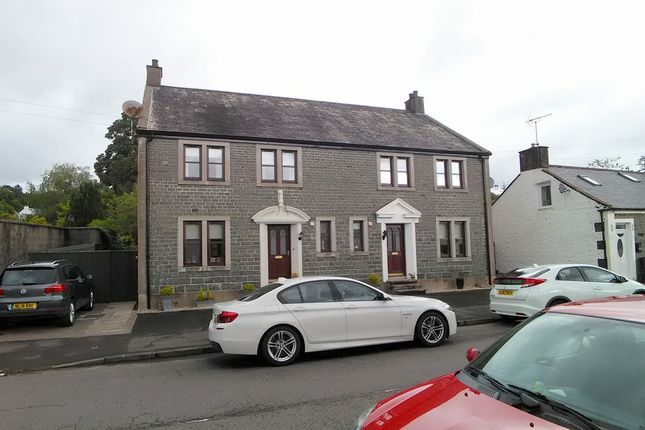 Thumbnail Semi-detached house for sale in Well Road, Moffat