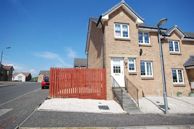 3 bed end terrace house for sale in Meiklelaught Place, Saltcoats