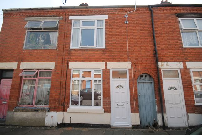 Thumbnail Terraced house for sale in Chartley Road, West End, Leicester