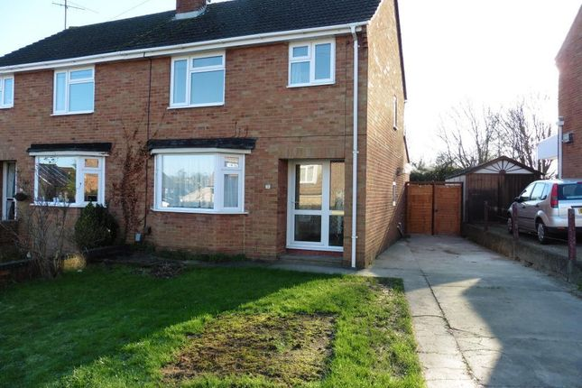 Thumbnail Semi-detached house to rent in South Lawn, Witney, Oxon
