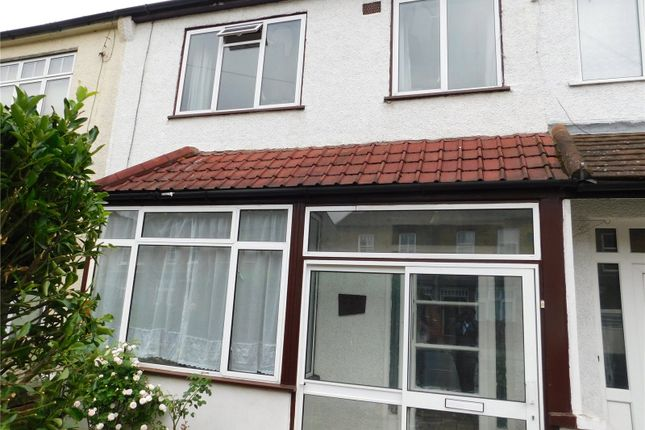 Thumbnail Terraced house to rent in Malyons Road, Ladywell, Londoon