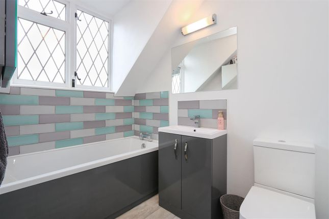 Bathroom of Orchard View Road, Ashgate, Chesterfield S40