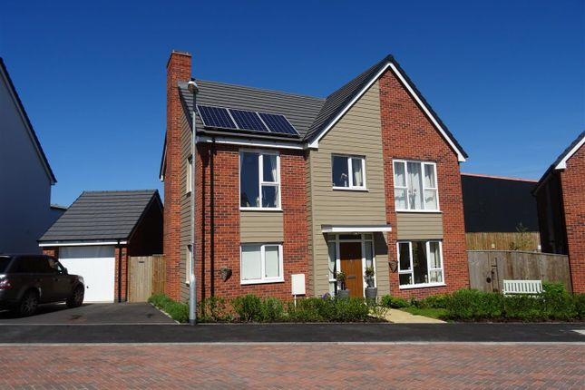 Thumbnail Detached house for sale in Buckthorn Road, Ravenstone, Leicestershire