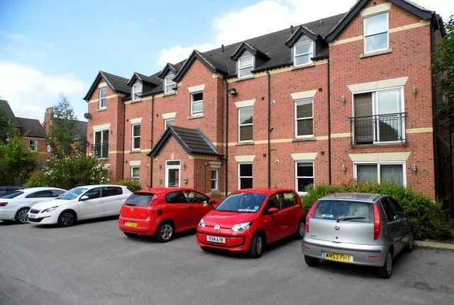 Thumbnail Flat to rent in Weaver Street, Winsford
