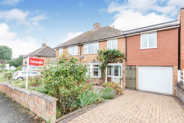 Thumbnail Semi-detached house for sale in Wintersdale Road, Leicester