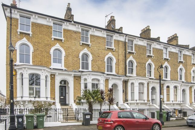 Thumbnail Terraced house to rent in Grafton Square, London