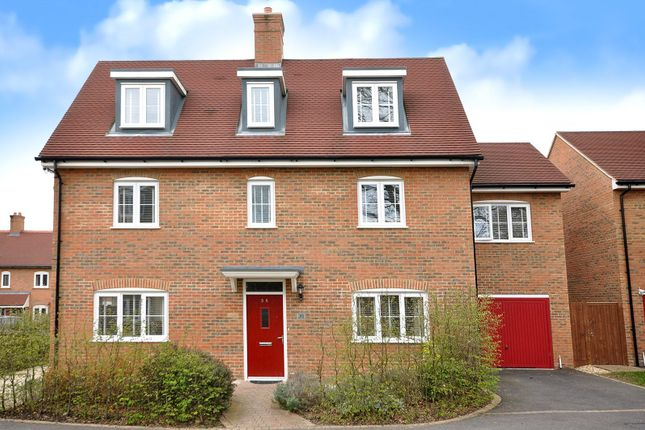 Thumbnail Detached house for sale in Broadbridge Heath, Horsham, West Sussex