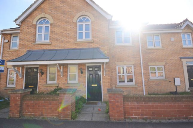 Thumbnail Terraced house for sale in Shipman Road, Braunstone Town, Leicester