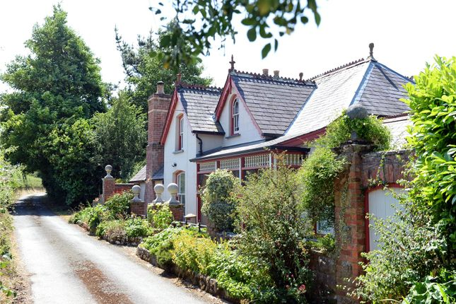 Thumbnail Detached house for sale in Ffos Y Telwr, Llangoedmor, Cardigan, Ceredigion