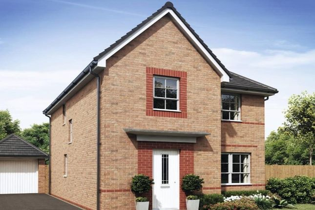 """Thumbnail Detached house for sale in """"Kingsley"""" at St. Benedicts Way, Ryhope, Sunderland"""