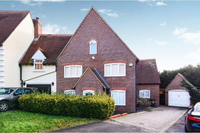 Thumbnail Link-detached house for sale in Church Hill, Epping, Essex