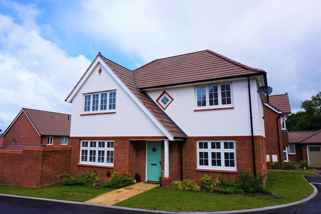 Thumbnail Detached house for sale in Fairfax Way, Ottery St. Mary
