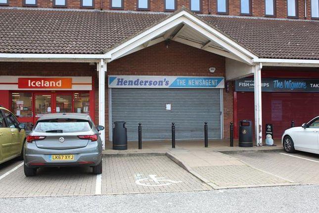 Thumbnail Retail premises to let in Unit 5, Wigmore District Centre, Wigmore Lane, Luton
