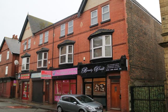 Thumbnail Retail premises for sale in St Marys Road, Liverpool
