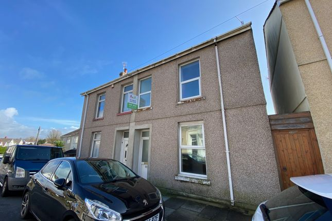 Thumbnail Terraced house for sale in Prospect Place, Llanelli